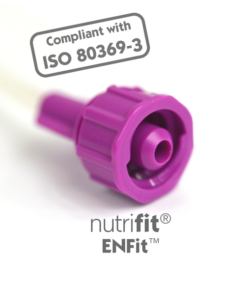 Nutrifit, the comprehensive ENFit range of Vygon